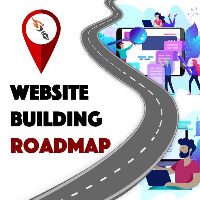 website and blog roadmap