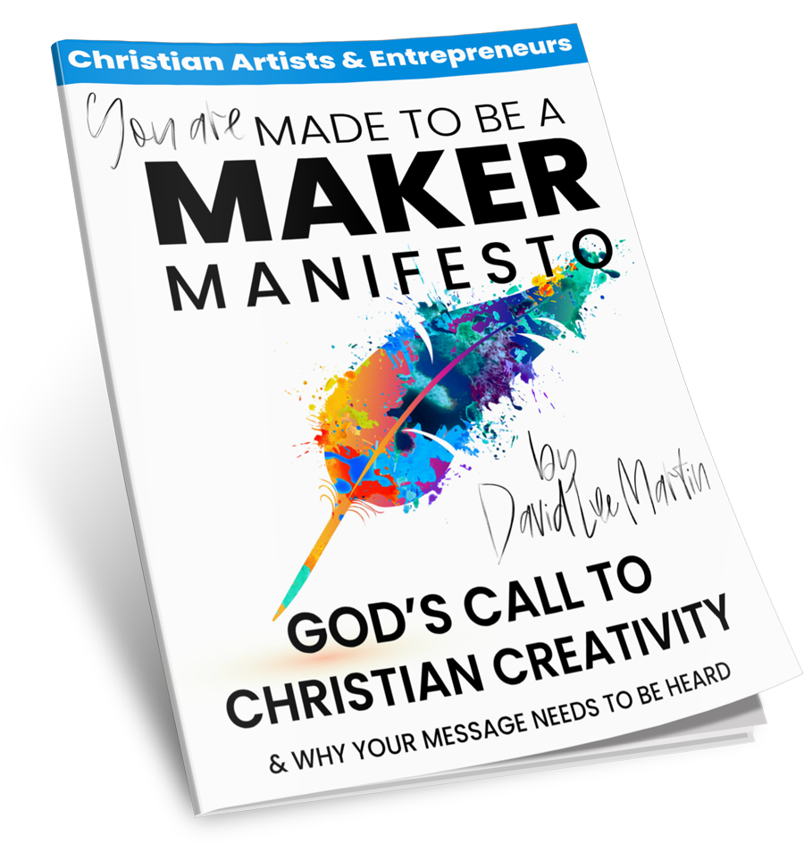 You Are Made To Be A Maker
