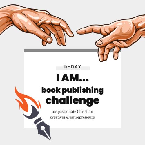 book publishing challenge