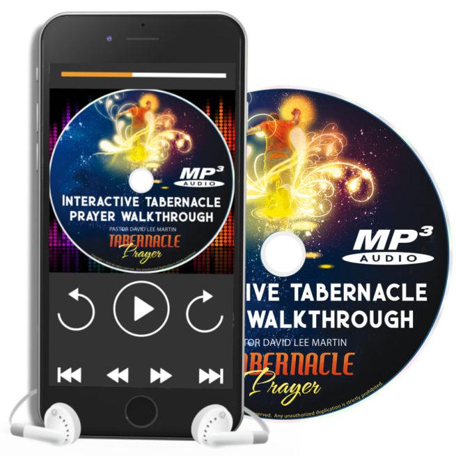Tabernacle Prayer Walkthrough