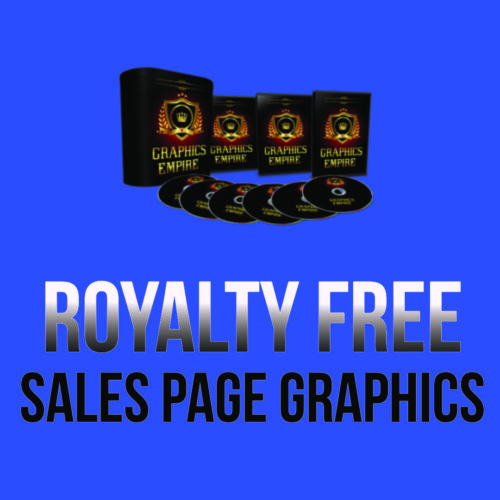 Royalty Free Sales Page Graphics