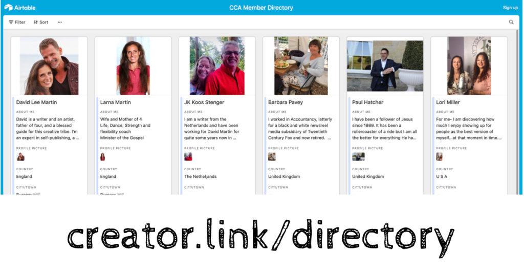 CCA Directory